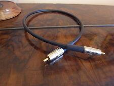Canare RCA/Phono Cavo Di Interconnessione DAC True 75 OHM alta qualità NUOVO!
