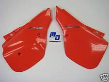 UFO Honda Side Panels CR 125/250/500 88-90 2611 Orange