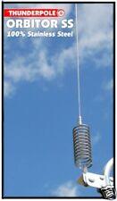 Thunderpole Orbitor SS 100% Stainless Steel CB Antenna
