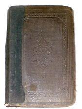 RARE 1856 WESLEYAN PULPIT Newton Atmore Atherton Dawson
