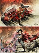 Akira Movie Kaneda Tetsuo Anime Manga Art Huge Giant Wall Print POSTER