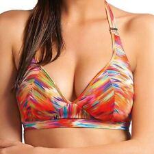Freya Swimwear Penza Plunge Soft Cup Bikini Top Fusion 3732