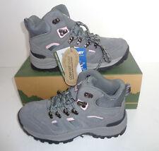Wyre Valley Ladies Waterproof Memory Foam Walking Hiking Trekking Boots Size 3-8