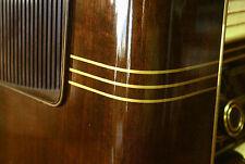 Röhrenradio Streifen Saba Grundig Siemens Graetz Nordmende Telefunken AEG