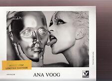 ana voog limited edit press kit