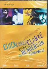 COREA-CLARKE-HENDERSON-WHITE a very special concert DVD