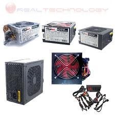 ALIMENTATORE PC ATX 500-625-1050 WATT PCI 20/24 Pin VENTOLA 12CM SILENZIOSO