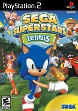 SEGA Superstars Tennis (PlayStation 2, 2008) - BRAND NEW