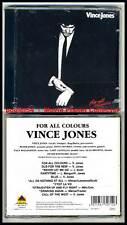 """VINCE JONES """"For All Colours"""" (CD) 1991 NEUF"""