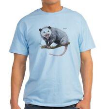CafePress Opossum Possum Animal Light T Shirt 100% Cotton T-Shirt (809212314)