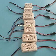 85-265V 300mA-600mA LED Driver Convertor Transformer Ceiling Light Power Supply