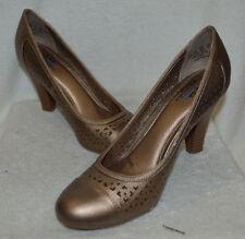 LifeStride Women's Bindi Champagne/White Pump Shoes - Asst Sizes & Colors