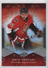 2008-09 Upper Deck Ovation #135 Dany Heatley Ottawa Senators Hockey Card