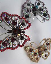 Grosser Schmetterling oder Falter Ring Glitzerndes Pfauenauge Farbauswahl