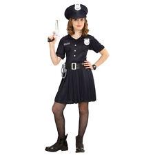 Kinder Polizistin Kostüm Polizeikostüm Mädchen Polizistinkostüm Kinderkostüm