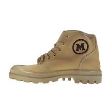**NEW** Commando boots - Palladium Style, tan, Shoes , EU 40-46, US 7.5-12