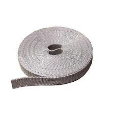 Roller Shutter Belt Webbing Band Width 0.9in 14.8ft Grey Belt Winder Roller