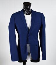 Abito moda John Barritt Slim Fit in due tonalità di Blu Collezione Estate 2018
