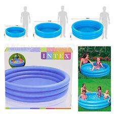 Inflatable Kids Swimming Paddling Pool Family Play Children Garden Water Fun