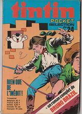 TINTIN Pocket Sélection n°24. Bel état. 1974