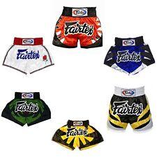Fairtex Bs061x Series Shorts Slim Cut Martial Arts Sport Colors Muay Thai Boxing