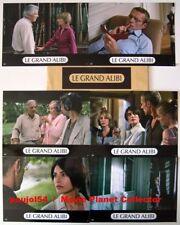 LE GRAND ALIBI - Miou-Miou - Wilson  Set of 6 FRENCH LC