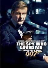 SPY WHO LOVES ME (DVD, 2012) NEW