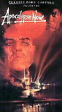 Apocalypse Now (Vhs) Martin Sheen Marlon Brando