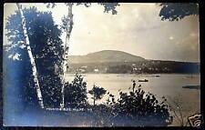 Blue Hill Maine~1900's Mountain Blue Hill ~ Rppc