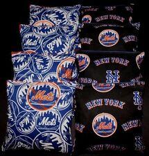 New york Mets  Cornhole Bean Bags ACA Regulation Corn Toss Bags MLB Baseball
