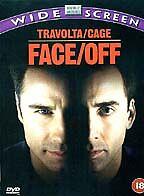 FACE / OFF John Travolta Nicholas Cage Region 1 USA Widescreen (DVD 1999)