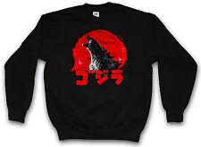 Godzilla sweatshirt-tokyo monstre Japon pacific Kaiju rim Mech sweat pull