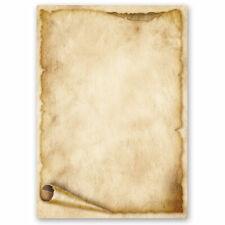 Briefpapier ALTE PAPIERROLLE