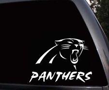 Carolina Panthers Logo Car Truck Window Laptop Skin Vinyl Decal Sticker