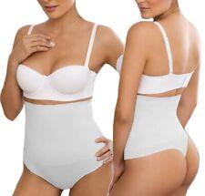 EU Checker Undetectable Thong High Waist Tummy Control Shaper Underwear G String