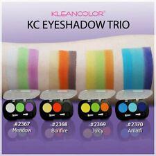 Kleancolor Eye Shadow Trio Palettes- NEW