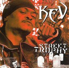CD   KEV   STREET TROPHY   (K.E.V) 2004 RAP ~ NEW!!