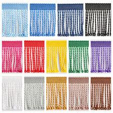 6cm Fine Bullion Fringe Trimming Sewing Crafts Edging Curtains Cushioning Reel