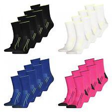 4 Paar unisex PUMA Socken PERFORMANCE SHORT TRAIN Socke Sport Freizeit FARBWAHL