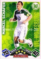 Match Attax  Marcel Schäfer #311  10/11