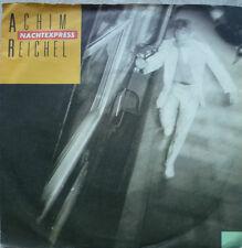 """7"""" 1984! Achim reichel: nuit Express/rare dans MINT - \"""