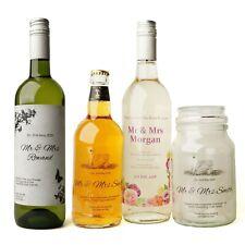 PERSONALISED Wine Labels, hen do/wedding/birthday/teacher/bridesmaid/gift