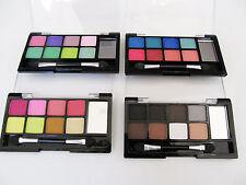 8 Color Eye Shadow Makeup Palette Cosmetic New Eyeshadow Matte Set Brush Mirror