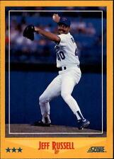 1988 Score Baseball Card Pick 514-660