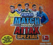Topps Bundesliga 2010/11 Match Attax Spezial BL 10/11 *FAN FAVORIT*II* wählen
