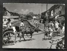 Batavia photo postcard Old Town Java Indonesia 1960