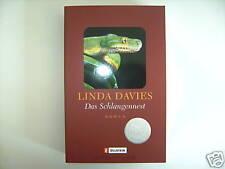 LINDA DAVIES DAS SCHLANGENNEST