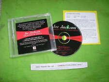 CD Pop Joe Jackson - Heaven & Hell (2 Song) Promo SONY CLASSICAL presskit