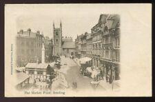 Berks READING Market Place 1904 PPC