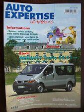 Renault TRAFIC 2001 tôlé vitré diesel Auto-Expertise 217